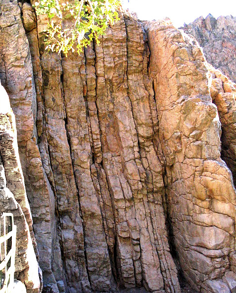 geologic history of red rock canyon